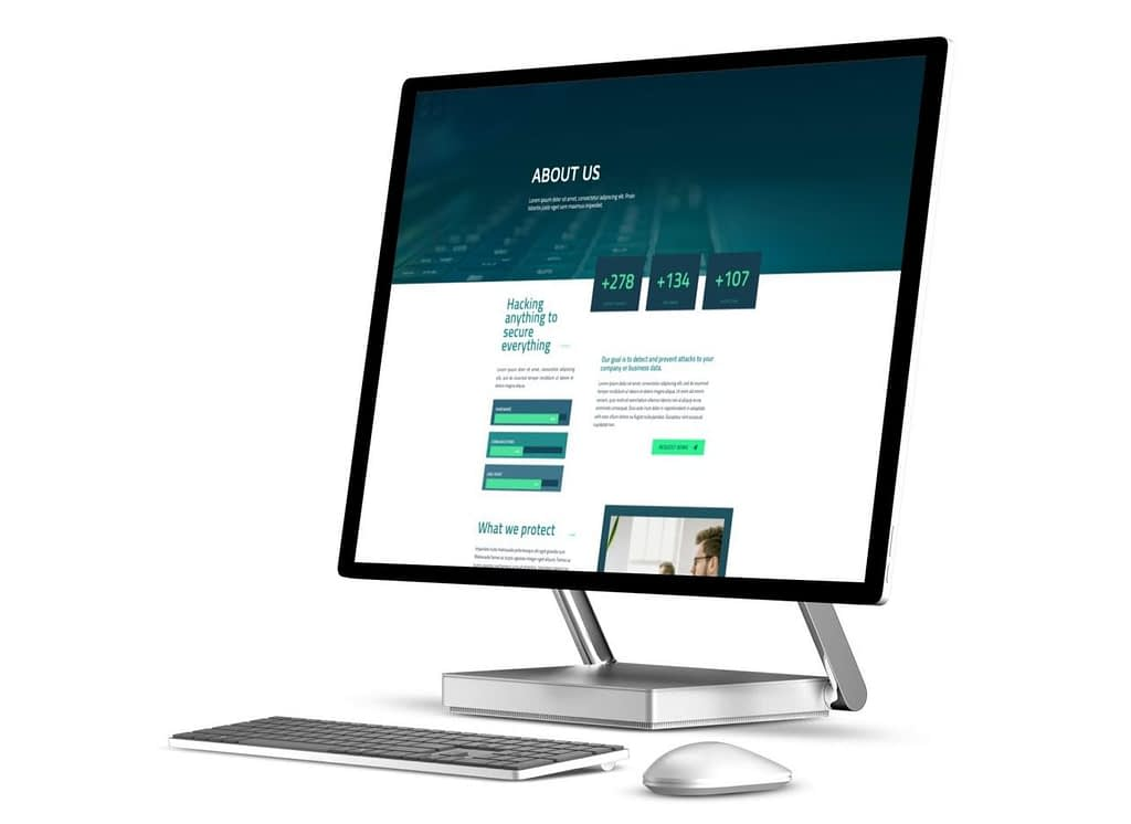 Web Design Counter